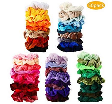 Hair Bands Scrunchy Scrunchies (Hairstyle Updates - www.hairstyleupdates.com