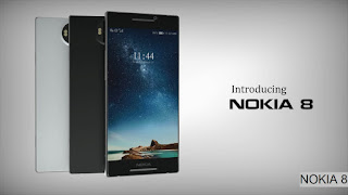 Nokia 8 Official Release Date, Specs And price in Nigeria