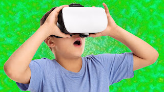 Nickelodeon Launching Virtual & Augmented Reality TV Series