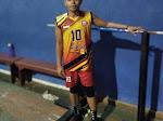 Zainal Adam Libero Andalan Tim Bola voli Sulut Hebat