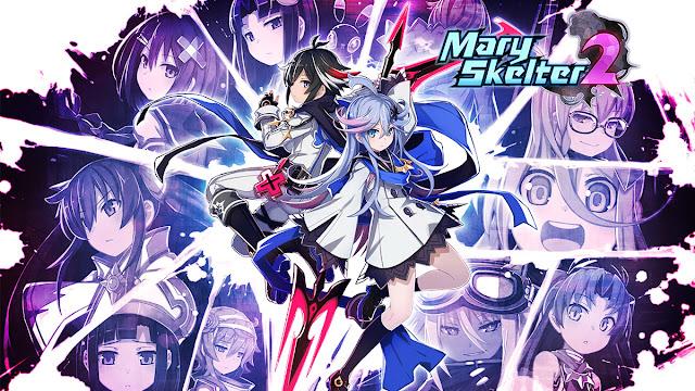Mary Skelter 2 (Switch): Novo vídeo mostra cerca de uma hora de gameplay