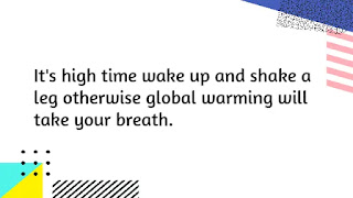 global warming quotes images