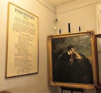 Adam Mickiewicz wsparty na sklae Judahu