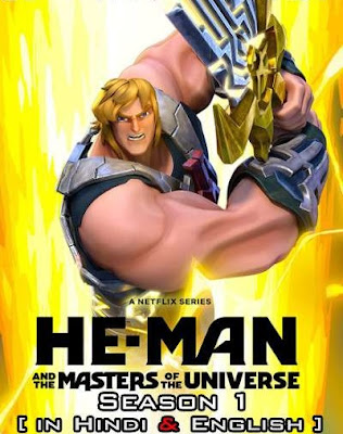 He-Man and the Masters of the Universe S01 Dual Audio [Hindi 5.1 – Eng 5.1] WEB Series 720p HDRip ESub x264 | All Episode