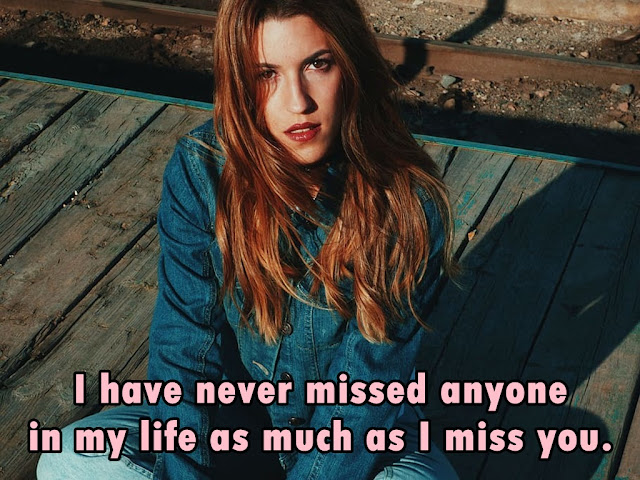 Miss You Wallpaper