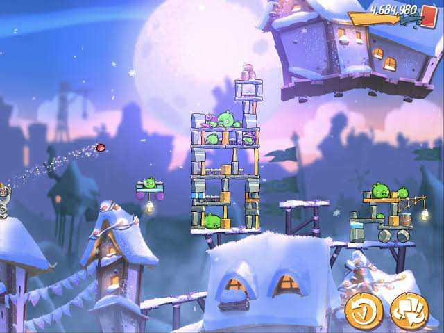 Angry Birds 2 Mod Apk features