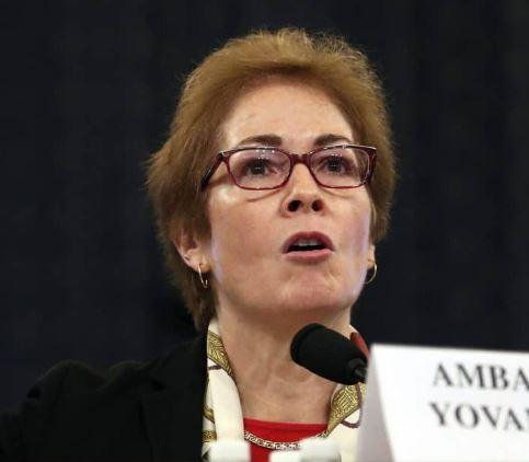 Trump impeachment latest: What sacked US envoy told congress