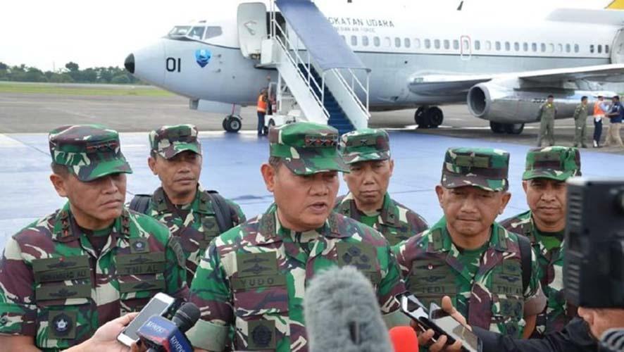 Pangkogabwilhan I Laksdya Yudo Margono (Dok. TNI)