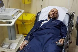 Syech Ali Jaber positif covid19 dirawat di rumah sakit