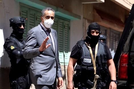 عاجل...الحموشي يعطي أوامره بترقية ضابط أمن أصيب بجروح خطيرة أثناء مداهمة خلية تابعة لداعش