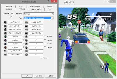ultra-rom.blogspot.com PSX 1.13 Running Pepsiman