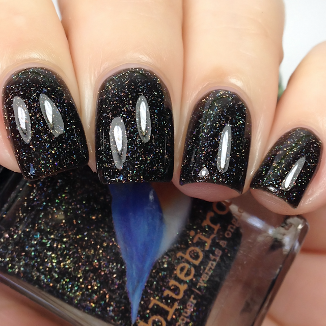 Bluebird Lacquer-Zombie Our Guest
