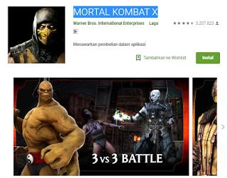 mortal combat x hd
