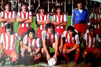 Torneo Primera División 1987/88 | Campaña | Instituto