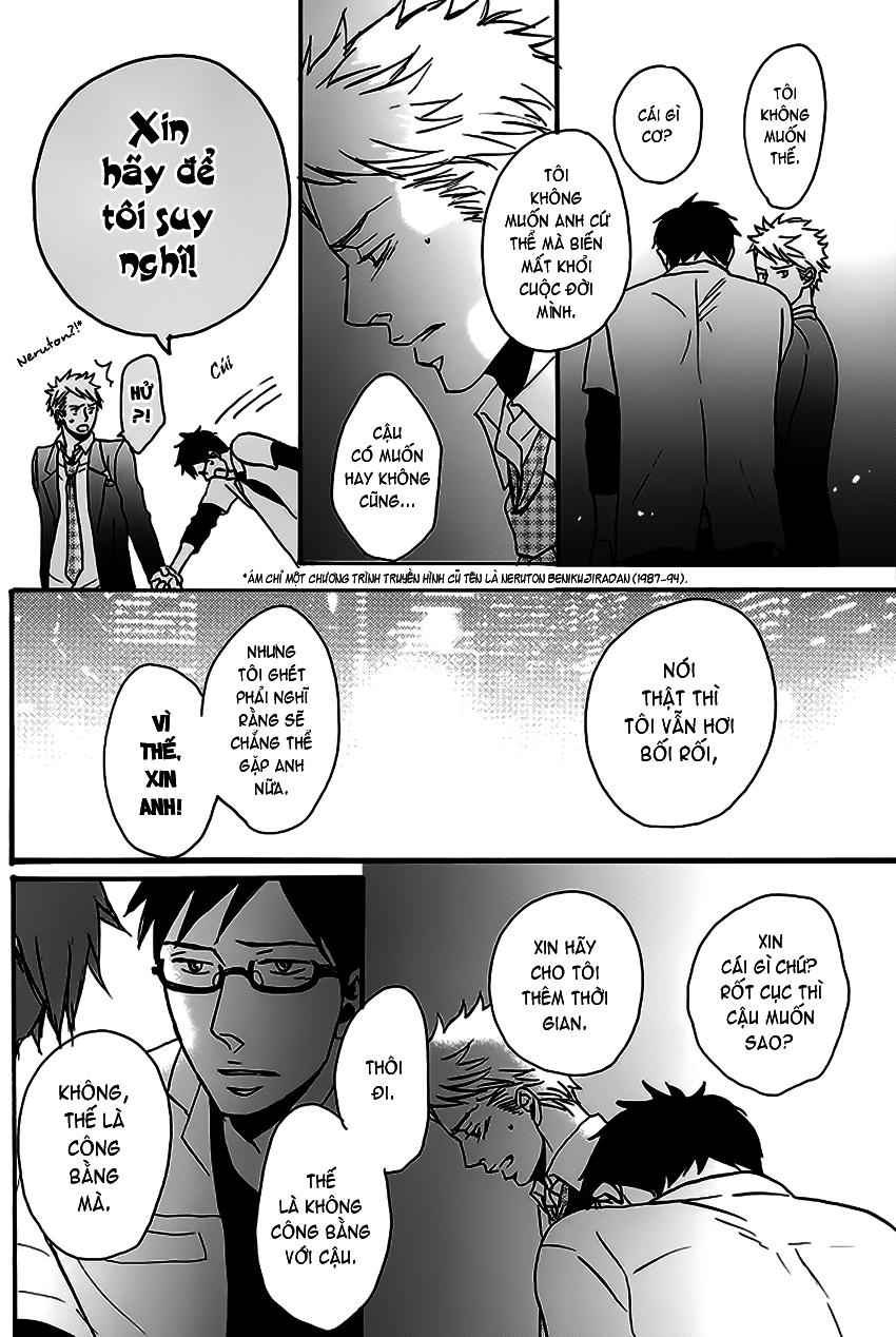 Trang 34 - Dù Thế Nào Em Vẫn Yêu Anh--EXTRA 3--[ShuShi Group] (- Yoneda Kou) - Truyện tranh Gay - Server HostedOnGoogleServerStaging