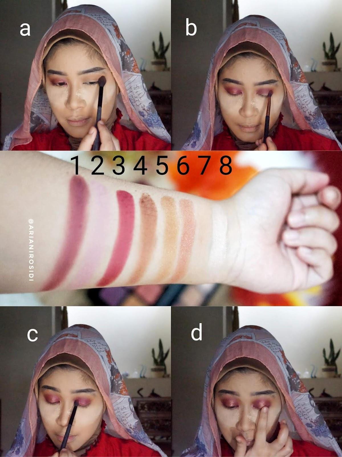 tutorial makeup korea