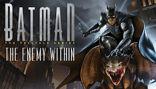 BATMAN The Enemy Within Full Episode