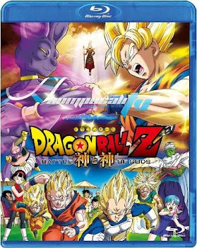 Dragon Ball Z Batalla de los Dioses 1080p