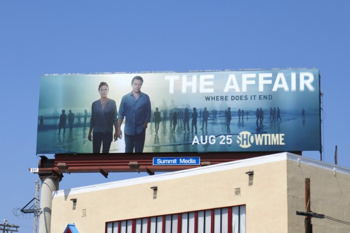 Affair final season 5 billboard