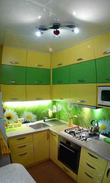 Colorful Kitchens To Not Miss