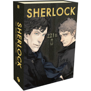 Sherlock (Boxset 3 Tập Manga) ebook PDF EPUB AWZ3 PRC MOBI