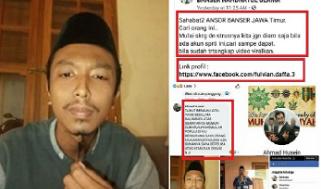 Walau Sudah Minta Maaf, Santri Malang Tetap Memproses Hukum Akun Ghozali Khalid
