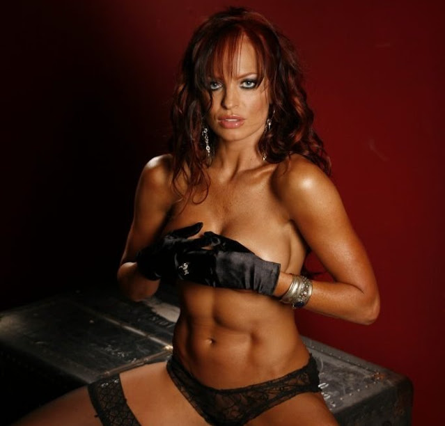 TNA wrestling Christy Hemme