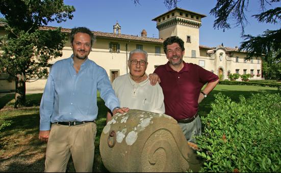 Villa Calcinaia Greve-in-Chianti
