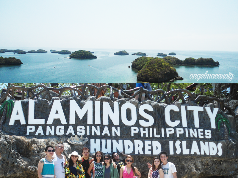 Pangasinan Hundred Island