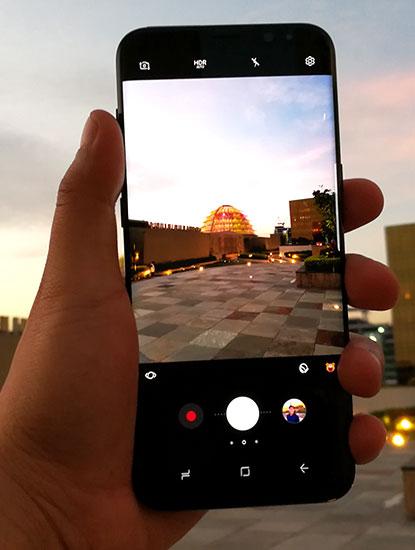 Kamera dan RAM Samsung S8
