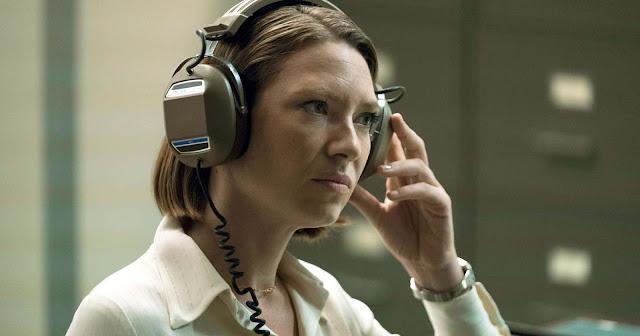 Anna Torv en el papel de Wendy Carr en 'Mindhunter'