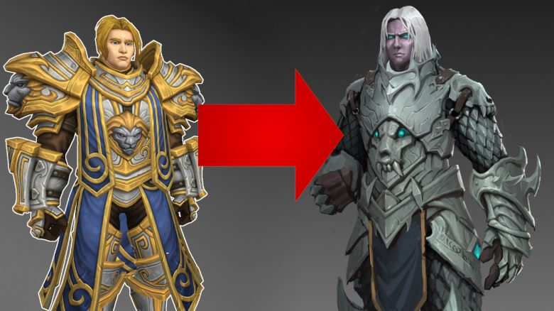 WoW: Blizzard really did it - This is what happens with Anduin Wrynn in Patch 9.1