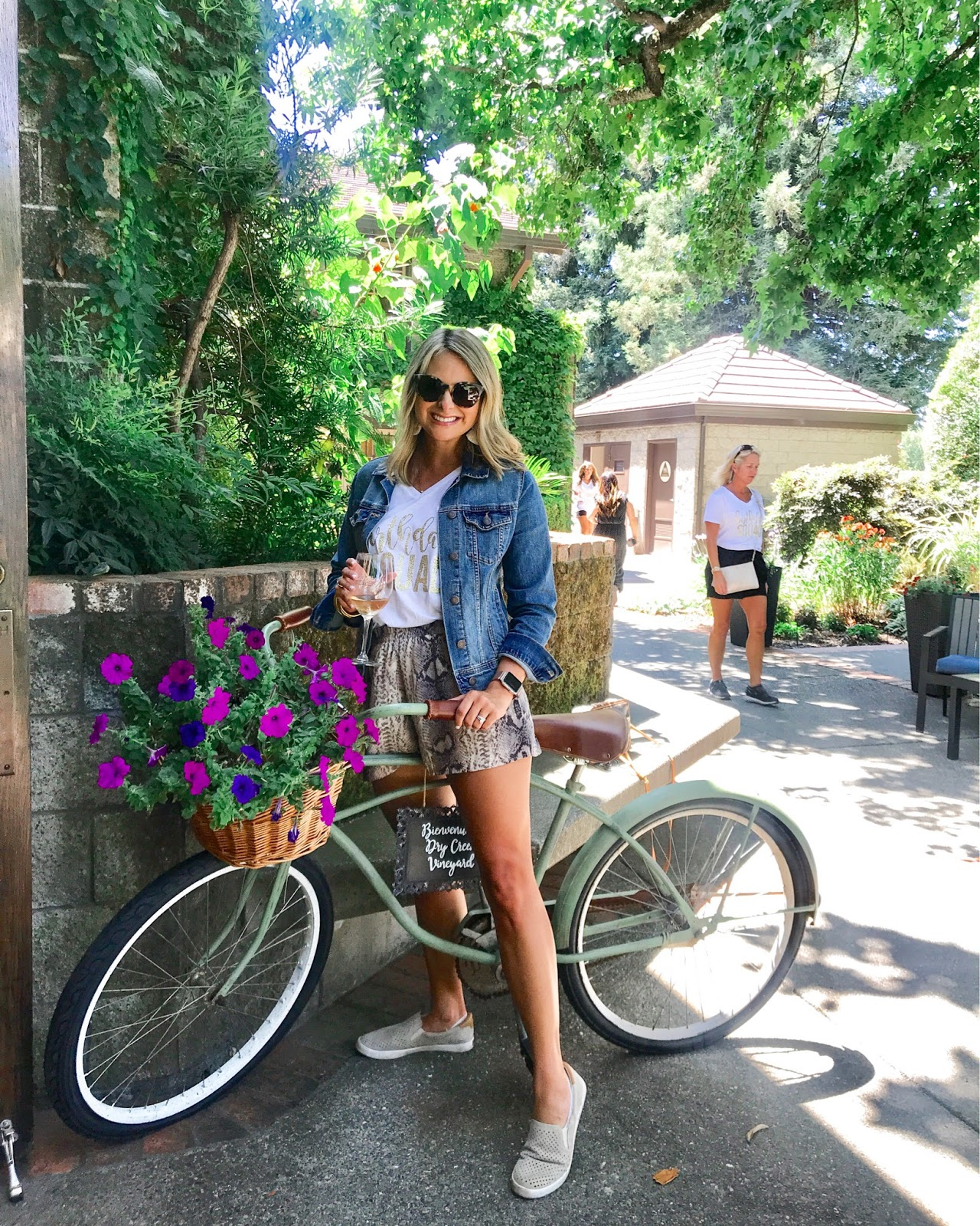 Style Diaries: What I Packed for Sonoma