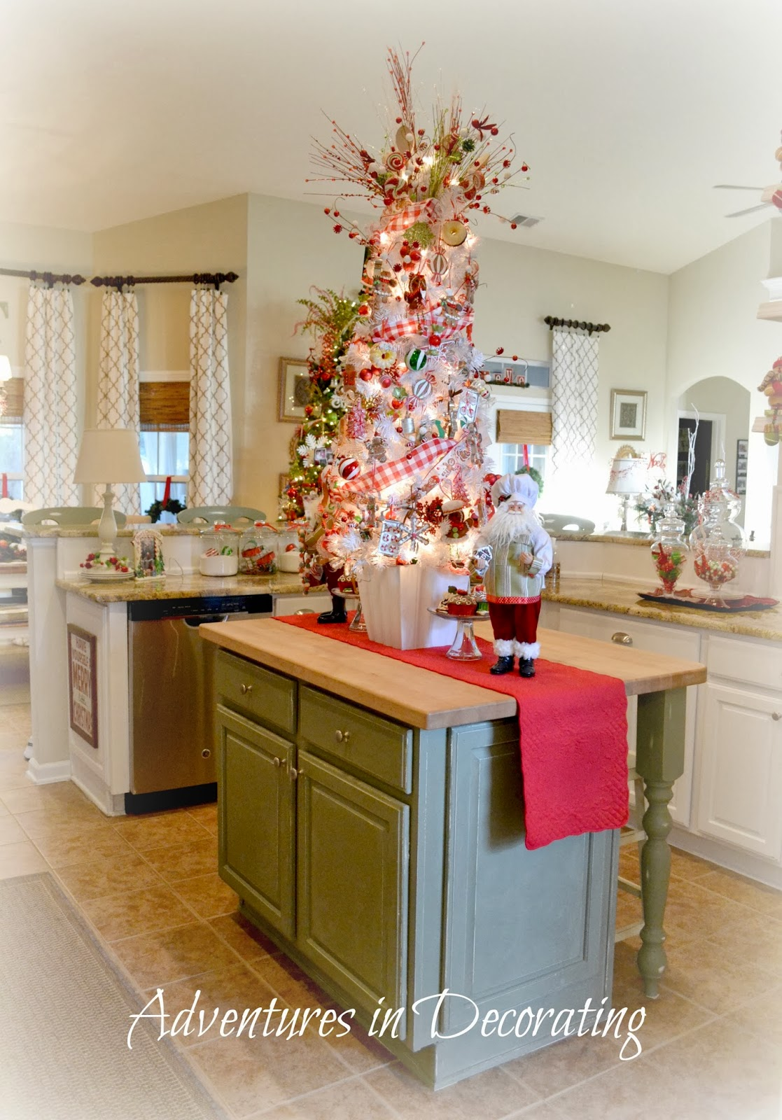 Great Christmas Gifts For Boyfriend: Adventures In Decorating: Our Christmas Great Room And