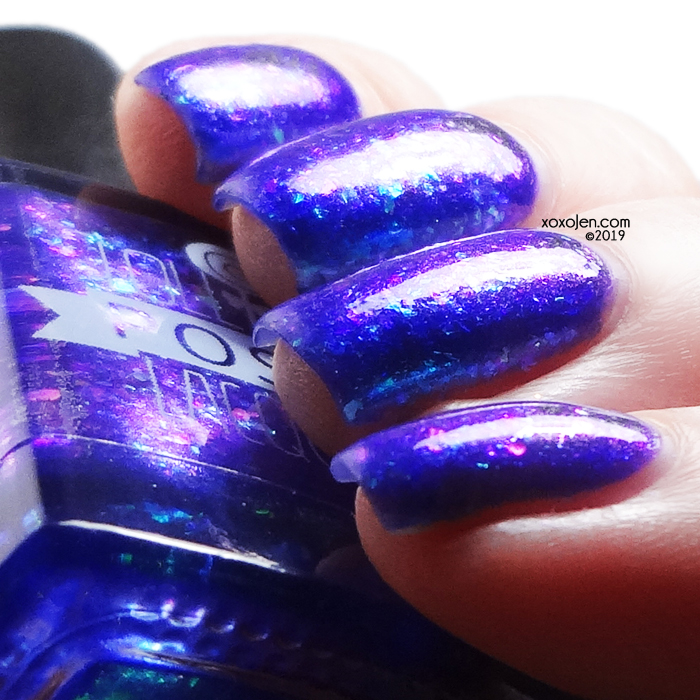 xoxoJen's swatch of Lollipop Posse Moon Child