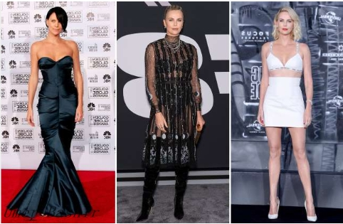 Charlize Theron: Res actresses