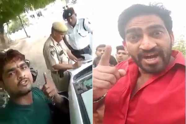youth-made-live-video-traffic-police-ask-bribe-bobby-kataria-effect