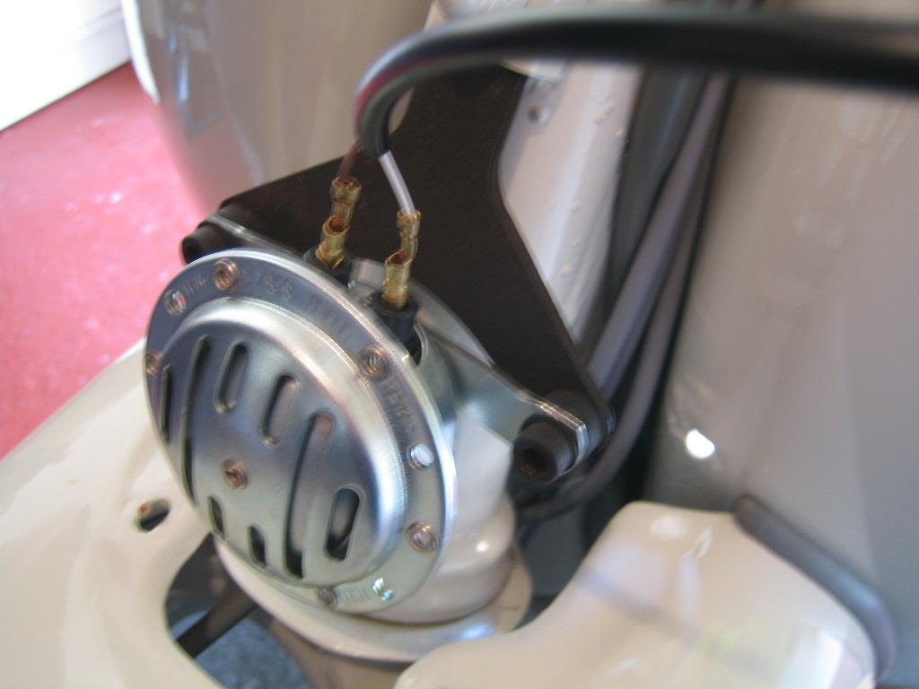 lambretta wiring diagram goodman furnace restoration adding lights switch headset