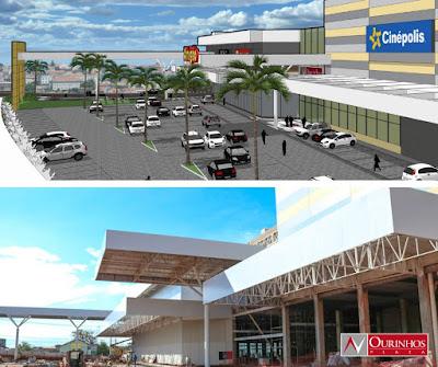 Ourinhos Plaza Shopping será inaugurado no dia 31 de julho
