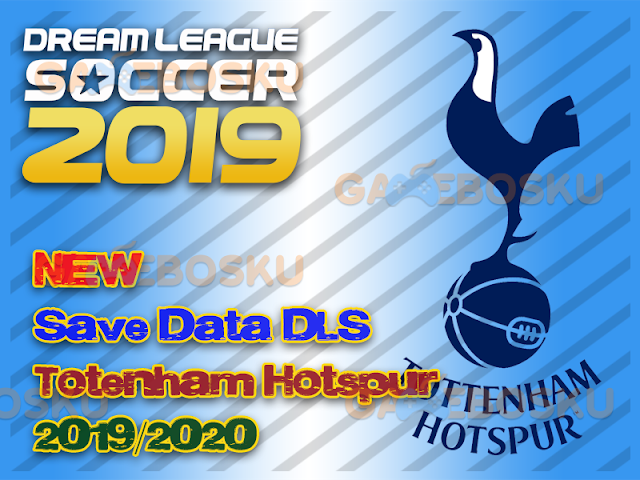 download-save-data-dls-tottenham-hotspur-2019