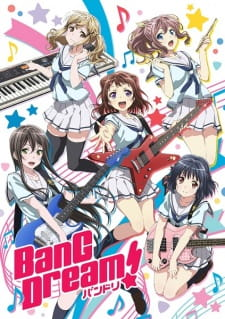 BanG Dream! Season 01 Batch Subtitle Indonesia