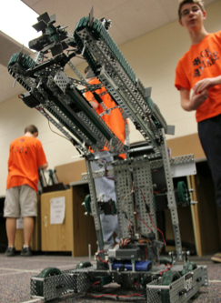 Robotics, Tournament, High School, Stahlin, Sponsor