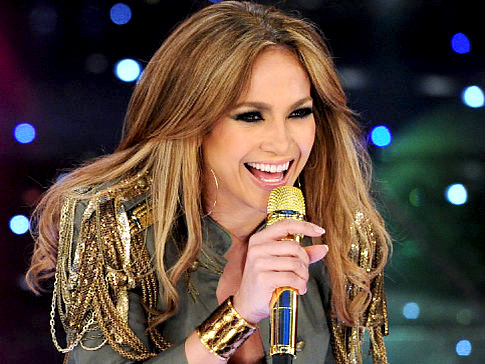 Jennifer López ofrece show privado en Nueva York.