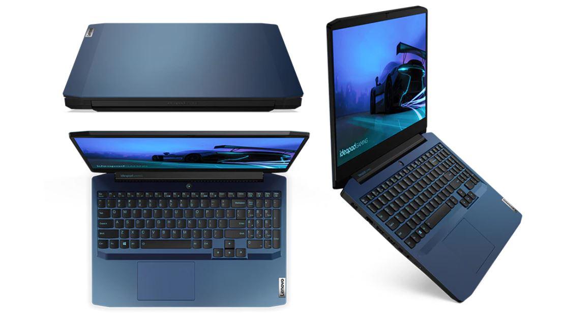 Lenovo IdeaPad Gaming 3i AUID Chameleon Blue