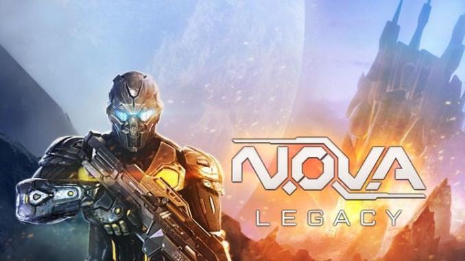 تحميل لعبة nova legacy