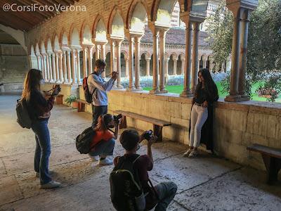 corso fotografia ragazzi a Verona