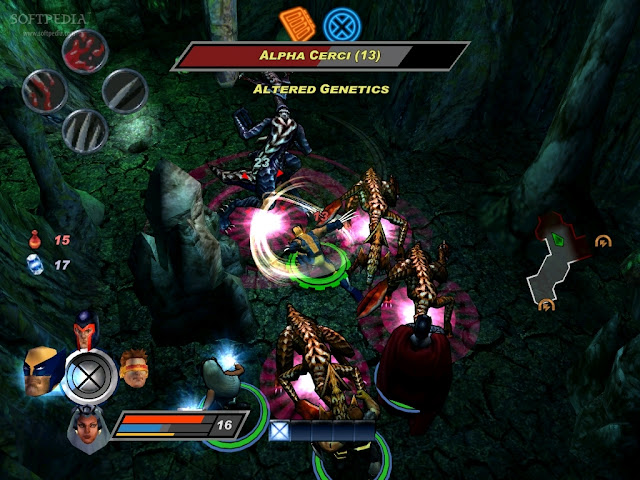 X-Men Legends II Rise of Apocalypse PC Full Version Free Gameplay 1