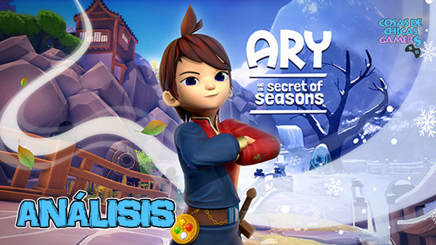 Análisis Ary and the secret of seasons PC