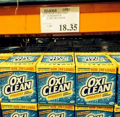 Daily Cheapskate: LOWEST PRICE: Oxi Clean still as low as