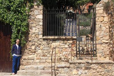 Plaça del Monestir de Pedralbes